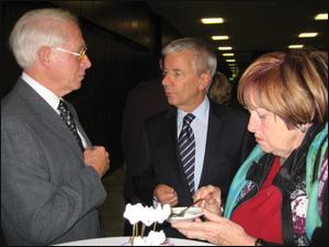 Werner Schell mit Ehrenpreis des LVR ausgezeichnet