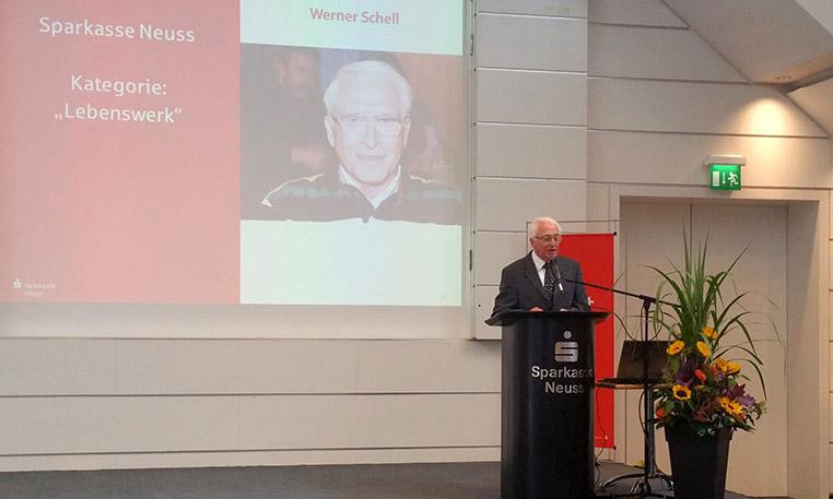 Deutscher Bürgerpreis 2017 in der Kategorie Lebenswerk