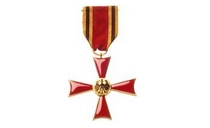 Verdienstkreuz am Bande